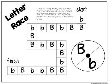Alphabet Experts Bb