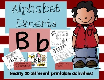 Alphabet Experts Bb