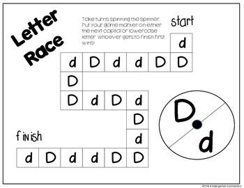 Alphabet Experts Dd