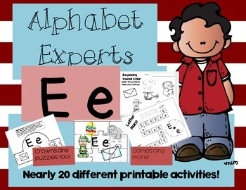 Alphabet Experts Ee