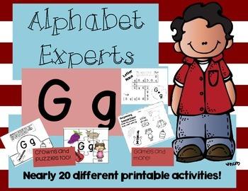 Alphabet Experts Gg