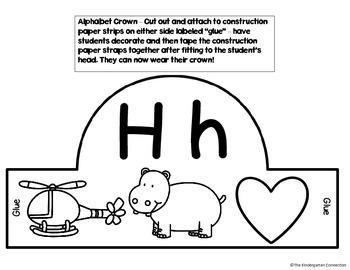 Alphabet Experts Hh