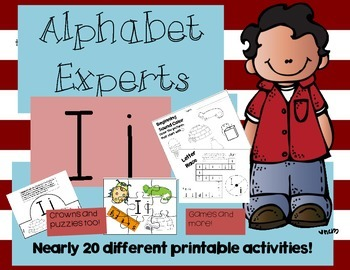 Alphabet Experts Ii