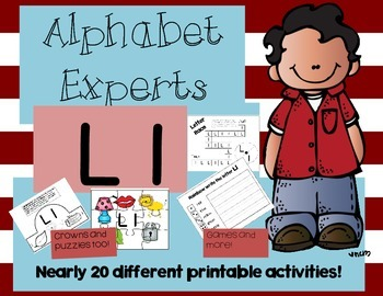 Alphabet Experts Ll