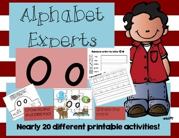 Alphabet Experts Oo