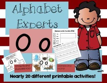 Alphabet Experts Oo