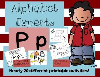 Alphabet Experts Pp