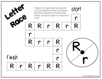 Alphabet Experts Rr