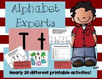 Alphabet Experts Tt