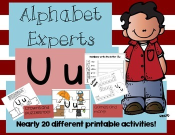 Alphabet Experts Uu