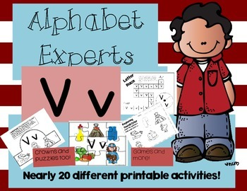 Alphabet Experts Vv