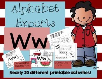 Alphabet Experts Ww