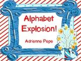 Alphabet Explosion!