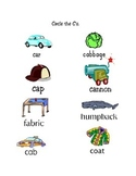 Alphabet Extras - Printables / Worksheets for the Letters