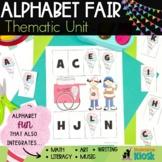 Alphabet Fair Thematic Unit