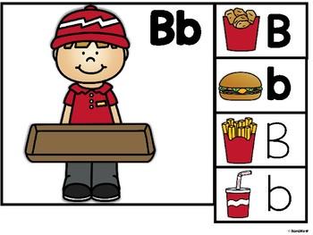Alphabet Fast-n-Yummy Sorts