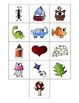 Alphabet File Folder Match