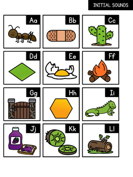 Alphabet Find It: Say, Find and Trace or Write!