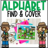 Alphabet Find and Cover