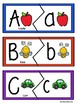 Alphabet-First learning puzzles
