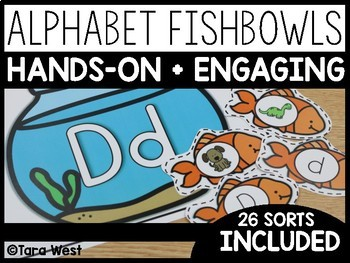 Alphabet Fishbowl Sorts