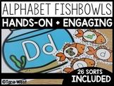 Alphabet Fishbowl Sorts
