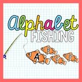 Alphabet Fishing!