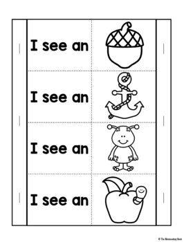 Alphabet Flap-Books