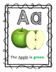 Alphabet Flash Card Pack