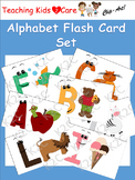 Alphabet Flash Card Set