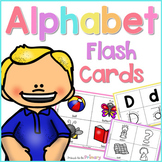 Alphabet Flash Cards  | Distance Learning