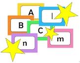 Alphabet Flash Cards A-Z
