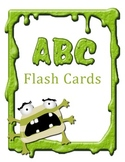 Alphabet Flash Cards- Boys Only!
