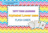 Alphabet Flash Cards (Lower Case) Play Dough Mats