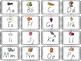 Alphabet Flash Cards Mini Victorian Cursive