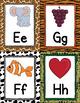 Alphabet Flash Cards - clipart APT-001