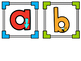Alphabet Flash Cards with Pictures