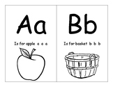 Alphabet Flashcard