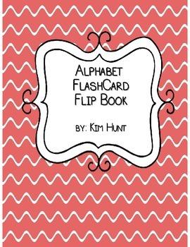 Alphabet Flashcard Flipbook