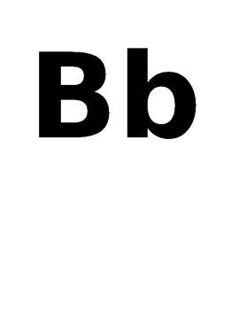 Alphabet Flashcards & 1-10 Flashcards