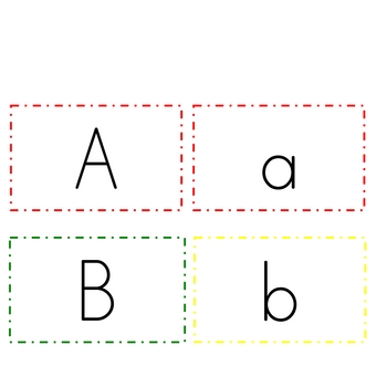 Alphabet Flashcards A-Z