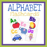 Alphabet Flashcards, Printable ABC cards, Worksheets, Quiet Books