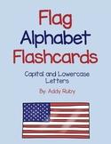 Alphabet Flashcards - Flag