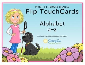 Alphabet Flashcards FlipBook