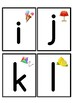 Alphabet Flashcards (Lowercase Letters Only)