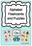 Alphabet Flashcards and Pictures