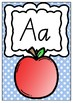 Alphabet Flashcards and Puzzles Vic Modern Cursive