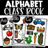 Alphabet Flashcards {beginning sounds}
