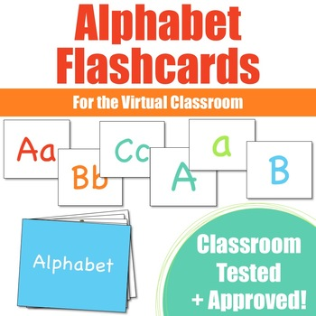 Alphabet Flashcards For VIPKid The Virtual ESL Classroom