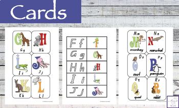 Alphabet Mini Study
